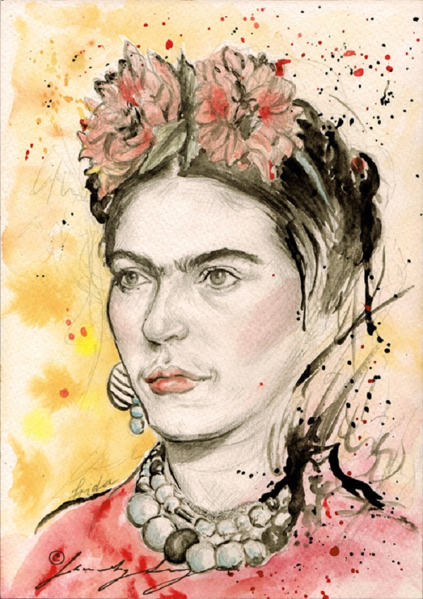 Art History: Frida Kahlo and Her Influence on Graphic Design