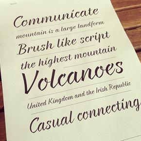 Design Resources: 20 Fresh Free Fonts
