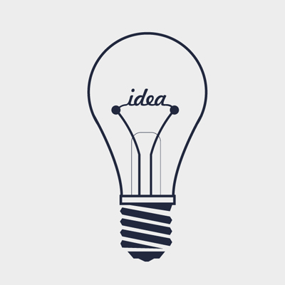 Free Vector of the Day #509: Idea Concept
