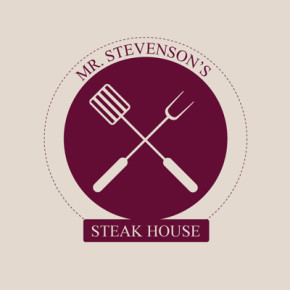 Free Vector of the Day #495: Steakhouse logo