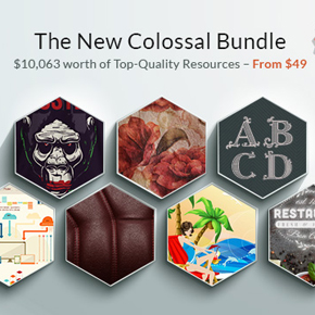 Deal of the Week: The New Colossal Bundle $10,063 worth of Top-Quality Resources – From $49