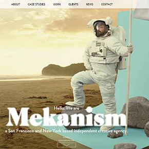 Web Design Inspiration: 20 New & Beautiful Websites