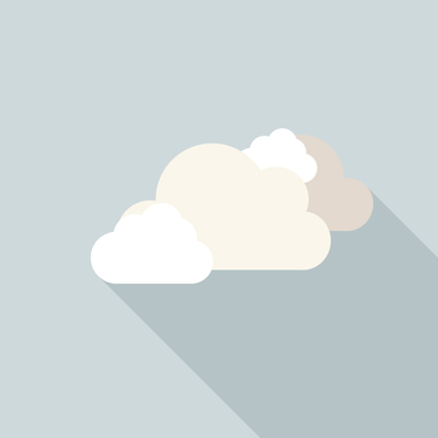 Free Vector of the Day #539: Clouds