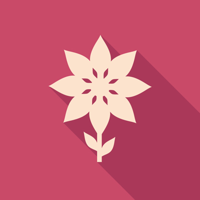 Free Vector of the Day #538: Flower Logo