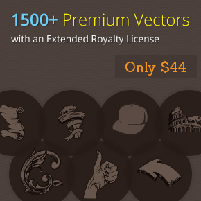 Deal of the Week: 1500+ Premium Vectors from Designious with an Extended License – Only $44