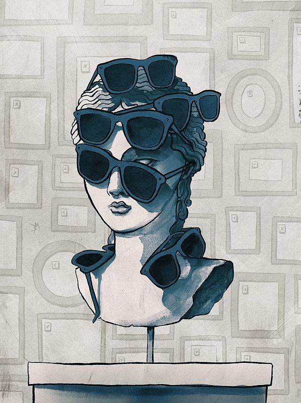 Artist-of-the-Week-Ben-Marriott's-Classic-Art-with-a-Twist-1