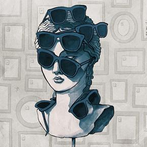 Artist of the Week: Ben Marriott's Classic Art with a Twist