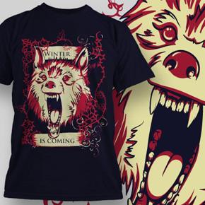 20 New Smokin' Hot T-shirt Designs from Designious.com