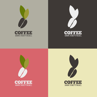 Free Vector of the Day #566: Coffee Logo