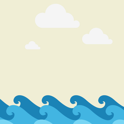 Free Vector of the Day #581: Summer Background