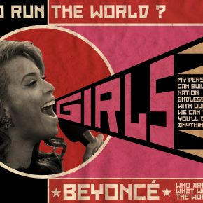 12 Iconic Songs Transformed into Vintage Posters