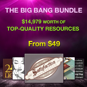 Deal of the Week: The Big Bang Bundle $14,979 worth of Top-Quality Resources – From $49