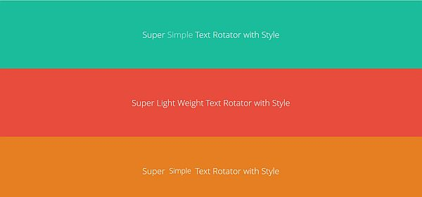 15 Awesome jQuery Text Effects for Your Website