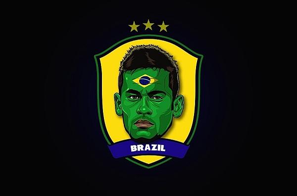 Stars of Brazil 2014 by Rudi Gundersen