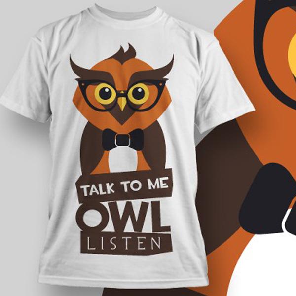 20 New T-Shirt Designs & 3 Giga Packs from Designious