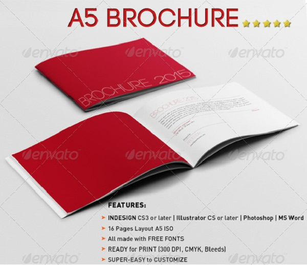 brochure design tools - 10 best brochure templates for designers pixel77