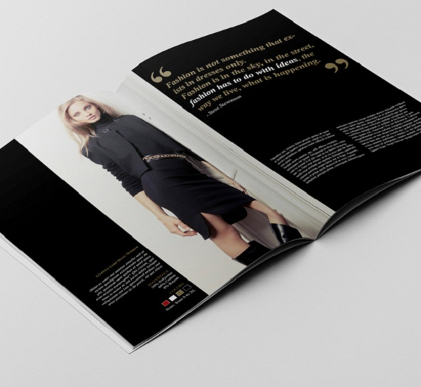 Best Brochure Templates For Designers PIXEL - Fancy brochure templates