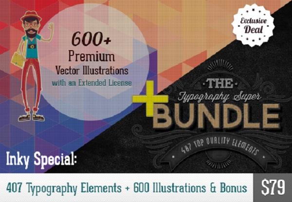 545623cd9 10 Biggest Design Bundles Ever Sold on the Web - PIXEL77