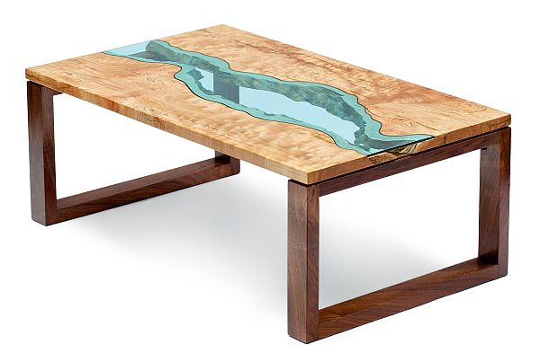 Artist of the Week: Innovative Table Designs by Greg Klassen