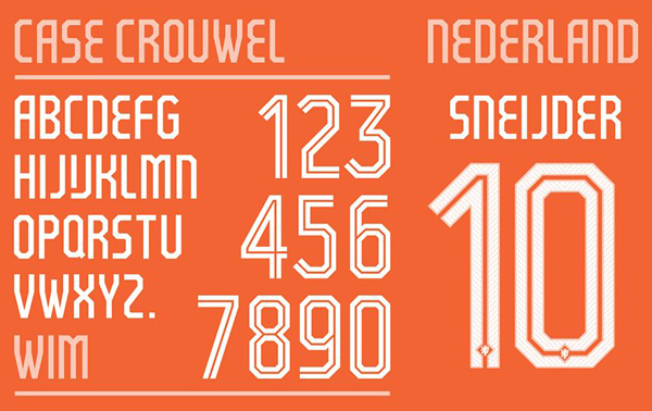 world cup 2014 fonts by nike pixel77