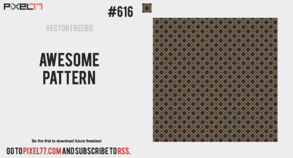 Download Awesome Pattern Vector for FREE.