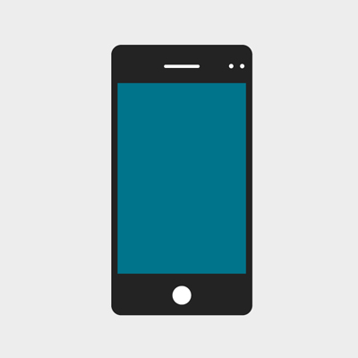 Free Vector of the Day #600: Smartphone Frame Vector