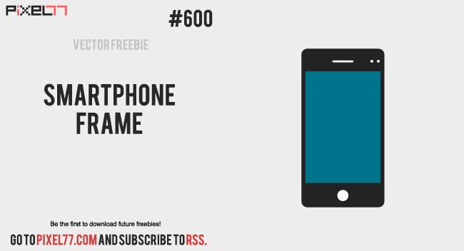Download Smartphone Frame Vector for FREE.