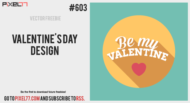 Download Valentine's Day Design Icon for FREE.