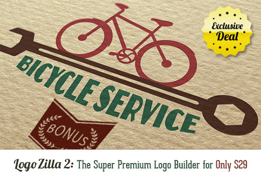 Deal of the Week: LogoZilla 2 – The Super Premium Logo Builder – Only $29