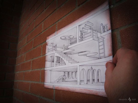 Anamorphic-Pencil-Art-by-Alessandro-Diddi-1
