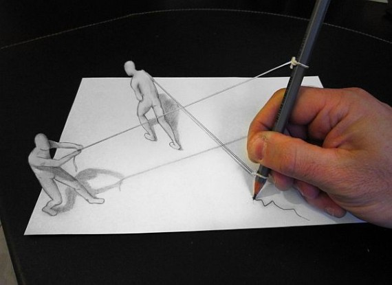 Anamorphic-Pencil-Art-by-Alessandro-Diddi-3