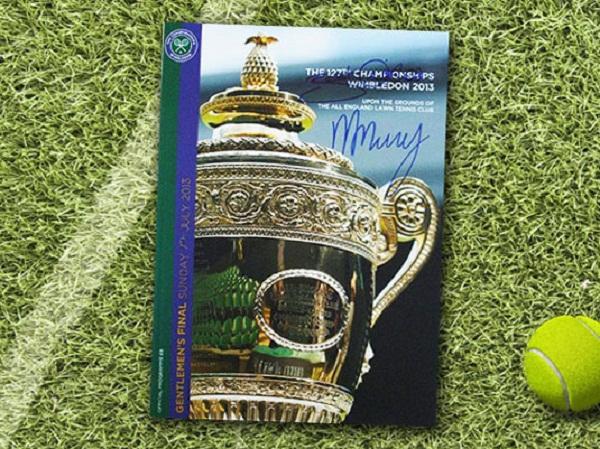 Design Evolution of Official Wimbledon Programmes