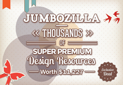 Freebie of the Week: $76 Worth of Super Premium Design Resources