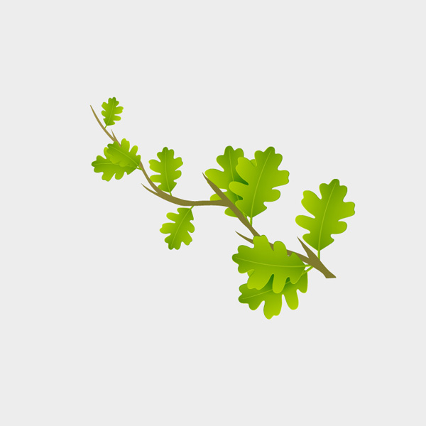 Free Vector of the Day #640: Small Branch Vector