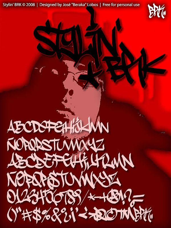 Top-20-Free-Graffiti-Fonts-10