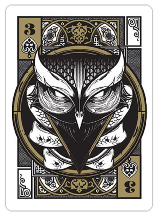 Playing Cards Design Jack