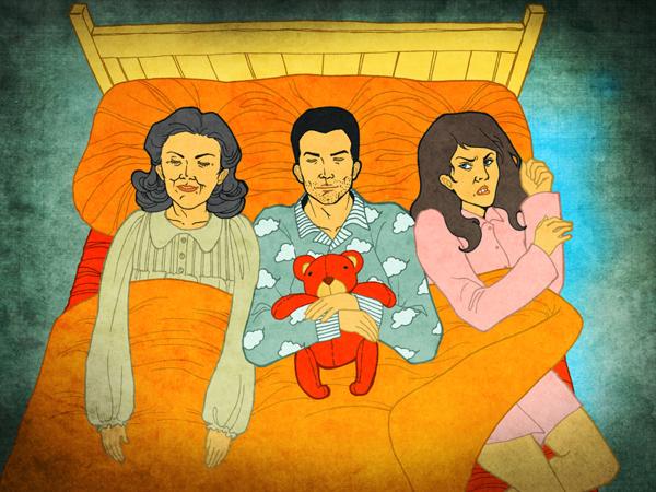 Artist of the Week: Morally Wrong Illustration Series by Joanne Ju