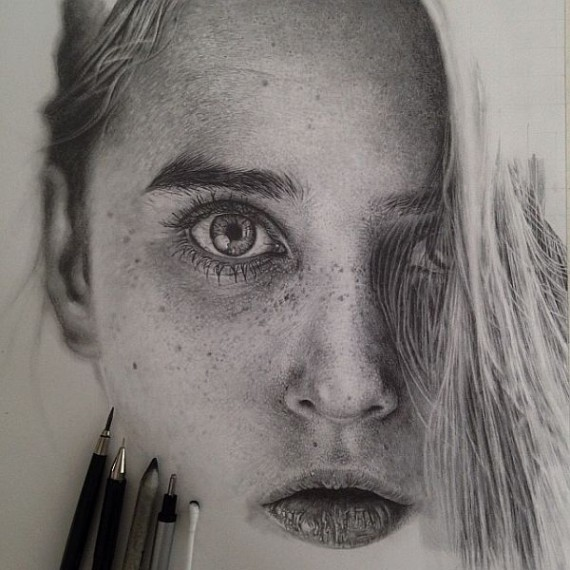 Hyperrealistic-Graphite-Drawings-by-Monica-Lee-8
