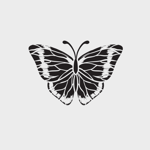 Free Vector of the Day #678: Detailed Butterfly Vector