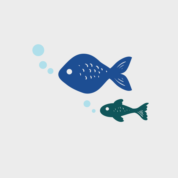Free Vector of the Day #677: Vector Fish