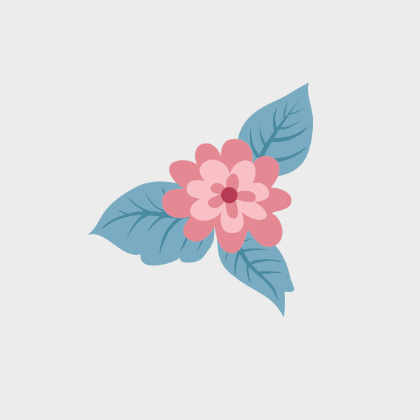 Free Vector of the Day #676: Flower Vector