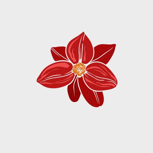 Free Vector of the Day #679: Flower Vector