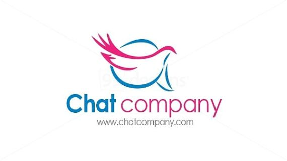 20-Creative-Chat-Logo-Designs-10