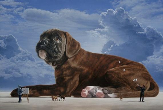 Amazing-Surreal-Oil-Paintings-by-Joel-Rea-1
