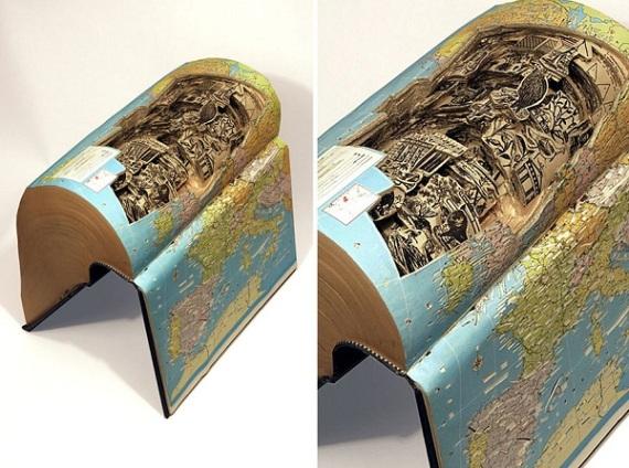 Artist-of-the-Week-Sculptural-book-art-by-Brian-Dettmer-3