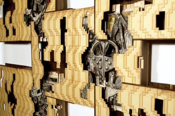 Artist-of-the-Week-Sculptural-book-art-by-Brian-Dettmer-5