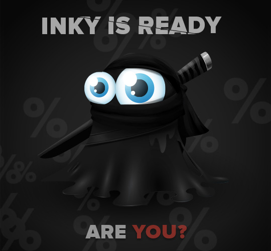 A Special Black Friday Gift for You from Inky Deals: Get 50% OFF Any Purchase You Make This Week