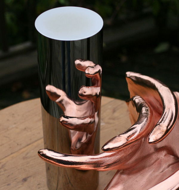 Artist of the Week: Anamorphic Sculptures by Jonty Hurwitz