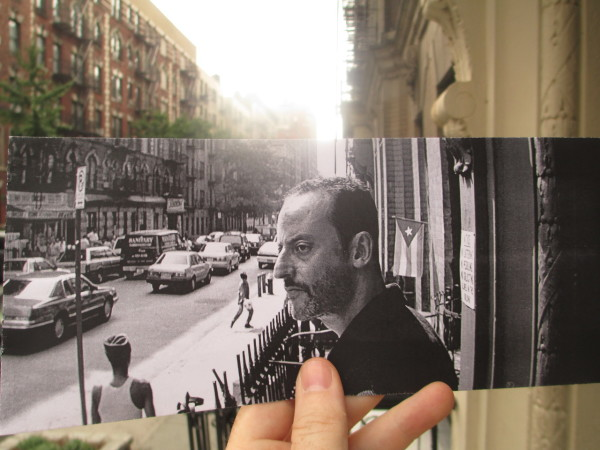 Popular Movie Scenes Photographed in Their Real-Life Locations
