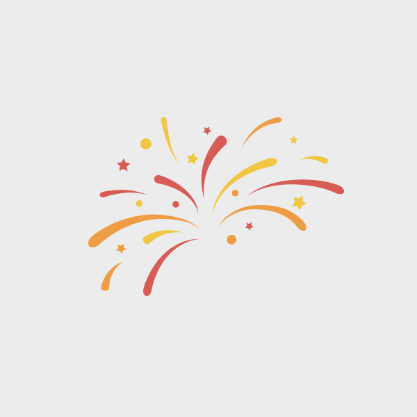 free vector of the day 723 vector fireworks pixel77 rh pixel77 com Cat Paw Vector Graphic free firework vector graphics